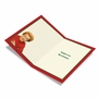 Humorous Christmas Greeting Card from NobleWorksCards.com - Permanent Naughty List image 1