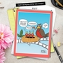 Hysterical Mother's Day Jumbo Printed Greeting Card By Maria Scrivan From NobleWorksCards.com - Picky Eaters image 5
