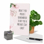 Hysterical Mother's Day Printed Card From NobleWorksCards.com - Proud Mom image 6