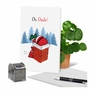 Creative Merry Christmas Greeting Card From NobleWorksCards.com - Punny Holidays - Chute image 5
