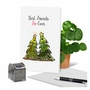 Stylish Merry Christmas Card From NobleWorksCards.com - Punny Holidays - Forever image 6