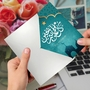 Stylish Ramadan Card By Batya Sagy From NobleWorksCards.com - Ramadan Wishes image 5