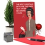 Hilarious Merry Christmas Printed Card By Bluntcard From NobleWorksCards.com - Returned Gifts image 6