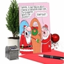 Funny Merry Christmas Card By Gary McCoy From NobleWorksCards.com - Rump Roast image 5