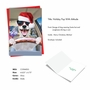 Humorous Merry Christmas Card From NobleWorksCards.com - Santa Dog Driver image 2