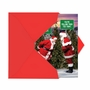 Humorous Merry Christmas Paper Card From NobleWorksCards.com - Santa Stiff Joints image 2