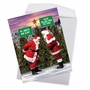 Funny Merry Christmas Jumbo Card From NobleWorksCards.com - Santa Stiff Joints image 2