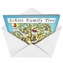 Hilarious Birthday Paper Card by Daniel Collins from NobleWorksCards.com - Schitt Family Tree image 2