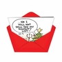Hysterical Christmas Paper Card by Tony Lopes from NobleWorksCards.com - Sell My Naughty List image 2