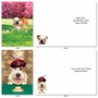 Funny Birthday Card By Michael Quackenbush From NobleWorksCards.com - Shaggy Dogs image 5