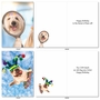 Funny Birthday Card By Michael Quackenbush From NobleWorksCards.com - Shaggy Dogs image 6
