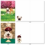 Hilarious All Occasions Greeting Card By Michael Quackenbush From NobleWorksCards.com - Shaggy Dogs image 5