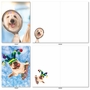 Hilarious All Occasions Greeting Card By Michael Quackenbush From NobleWorksCards.com - Shaggy Dogs image 6