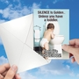 Hilarious Mother's Day Printed Greeting Card From NobleWorksCards.com - Silence Is Golden image 3