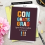 Funny Graduation Jumbo Card By Offensive+Delightful From NobleWorksCards.com - Smartass image 6