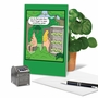 Funny St. Patrick's Day Paper Greeting Card By Tim Whyatt From NobleWorksCards.com - Something Green image 5
