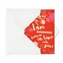 Humorous Valentine's Day Card By Offensive+Delightful From NobleWorksCards.com - Sooooooo In Love image 2