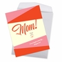 Hilarious Mother's Day Jumbo Printed Card By Offensive+Delightful From NobleWorksCards.com - Sorry For Swearing image 2