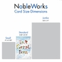 Creative Boss's Day Greeting Card From NobleWorksCards.com - Thanks A Bunch image 5
