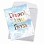 Creative Boss Thank You Jumbo Printed Card From NobleWorksCards.com - Thanks A Bunch image 3