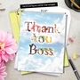Creative Boss Thank You Jumbo Printed Card From NobleWorksCards.com - Thanks A Bunch image 6