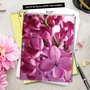 Stylish Mother's Day Jumbo Paper Card from NobleWorksCards.com - The Color Purple image 6