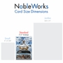 Stylish Graduation Paper Card From NobleWorksCards.com - Tigers Mascot - 2020 image 5