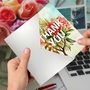 Artistic Thank You Printed Greeting Card From NobleWorksCards.com - Timely Thanks image 2