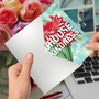 Creative Friendship Printed Greeting Card From NobleWorksCards.com - Timely Thoughts - Choose Kindness image 3