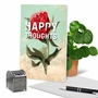Creative Friendship Printed Greeting Card From NobleWorksCards.com - Timely Thoughts - Happy Thoughts image 6