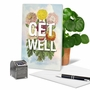 Stylish Get Well Card From NobleWorksCards.com - Timely Wellness image 5