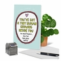 Humorous Baby Card By Angela Chick From NobleWorksCards.com - Tiny Human image 6