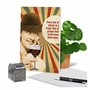 Humorous Birthday Paper Greeting Card From NobleWorksCards.com - Tragic Tale image 6