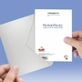 Humorous Retirement Paper Card From NobleWorksCards.com - Twice The Spouse image 4