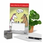 Hysterical Valentine's Day Printed Greeting Card By Dave Blazek From NobleWorksCards.com - Unicorn Relationships image 6