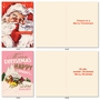 Humorous Merry Christmas Card By Offensive+Delightful From NobleWorksCards.com - Very Merry O+D image 3