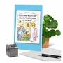 Hysterical Birthday Printed Greeting Card By Martin J. Bucella From NobleWorksCards.com - Virtual Reality image 6