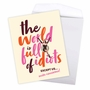 Humorous Birthday Jumbo Paper Card By Offensive+Delightful From NobleWorksCards.com - We're Awesome image 2