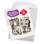 Humorous Anniversary Jumbo Paper Card From NobleWorksCards.com - Weird Conversation image 2