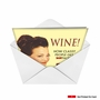 Hysterical Birthday Paper Card by Ephemera from NobleWorksCards.com - Wine image 2