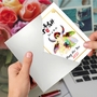 Artistic Chinese New Year Greeting Card From NobleWorksCards.com - Year of the Ox image 2
