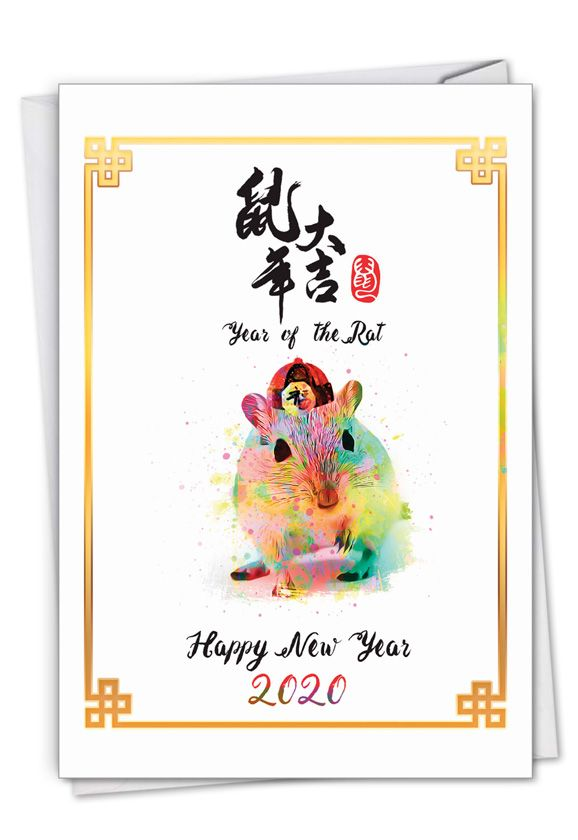 Year of the Rat 2020-21: Creative Chinese New Year ...
