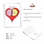 Funny Valentine's Day Paper Card From NobleWorksCards.com - You Me Chart image 2