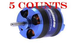 5 Pieces of Exceed RC Optima 450 2220-950KV Brushless Motor for RC Planes