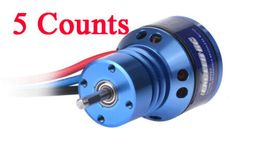 5 Pieces of Exceed RC Optima Brushless Ducted Fan EDF Motor 64mm 3800KV