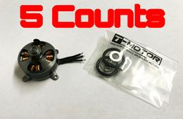 5 Pieces of High Performance Brushless T-Motor AT2206 V2 KV 1500