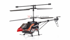 The New 3 Channel Alloy E-Series Hunt Eagle Co-Axial Helicopter (Black)