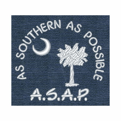 As Southern As Possible L/S T-Shirt (YS-YL) (S-XL)