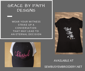 GRACE by FAITH DESIGNS
