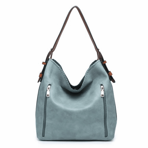 Jen & Co. Hobo Purse with Concealed Carry Pouch